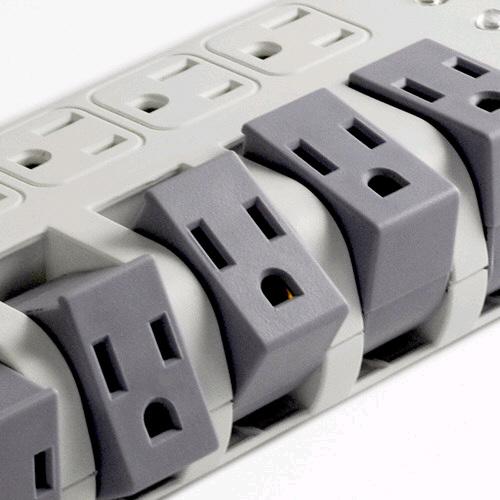 可動式電源タップ