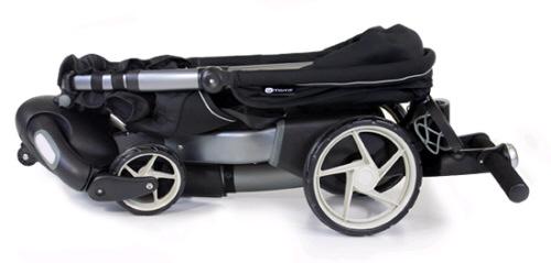4moms Stroller(フォーマムズ・ストローラー)折りたたんだ状態