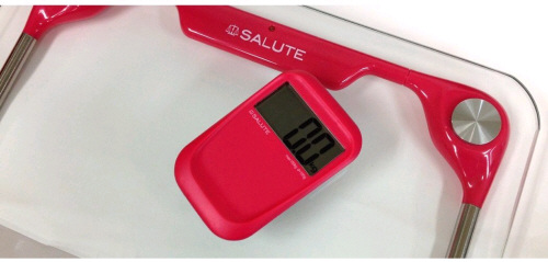 サルート ワイヤレス体重計