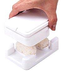 家庭用にぎり寿司器「にぎれ~る」