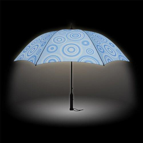 光るファッション傘 bright night ブライトナイト