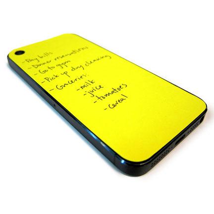 Paperback iPhone型付箋紙
