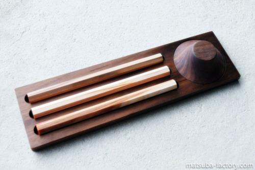 木聞器~KiKiKi~ おちょこ型香筆シャープナー