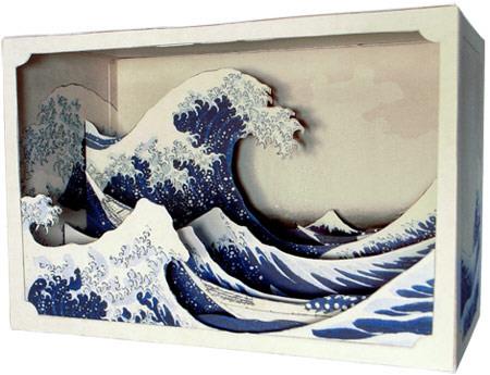 HOKUSAI / Greate Wave off Kanagawa
