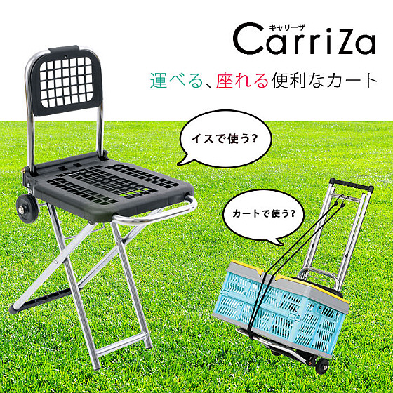 Carriza(キャリーザ)