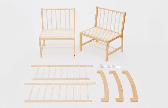 つぐ」シリーズ chair