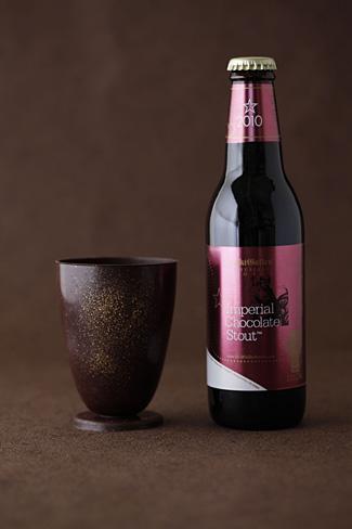 チョコグラス×チョコビール