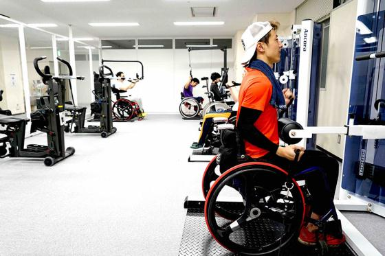 i-Self Workout for Wheelchair