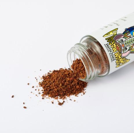 コーヒーガラムマサラ
